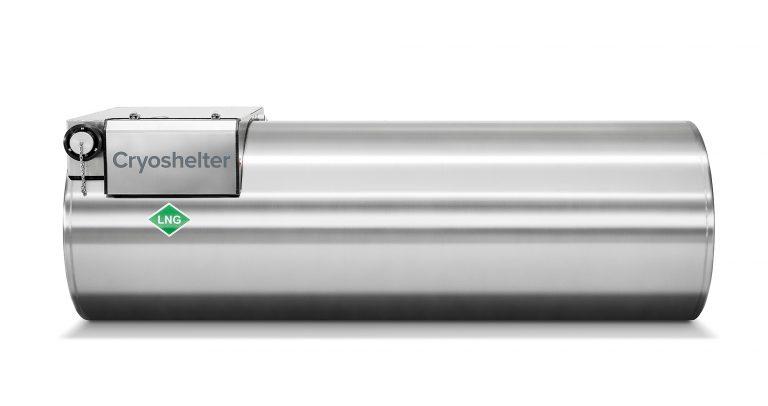 Cryoshelter Tank